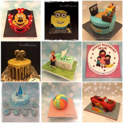 Cakes Of 2016