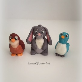 Friends of Sofia, Bunny and the birds