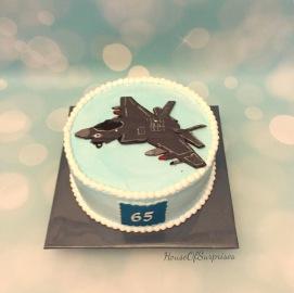 Flying Jet F35